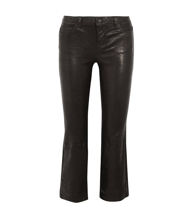 J Brand Selena Leather Pants