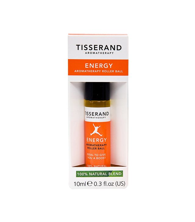 How to Use Essential Oils: Tisserand Energy Rollerball