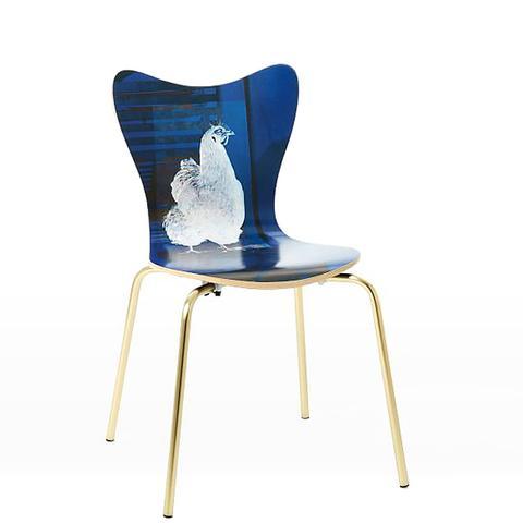 Rauschenberg Scoop-Back Chair