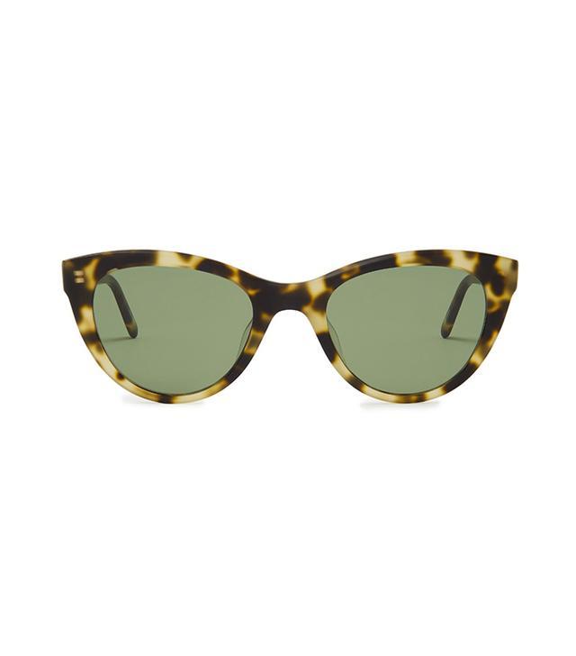 Garrett Leight Clare V. Collab Sunglasses