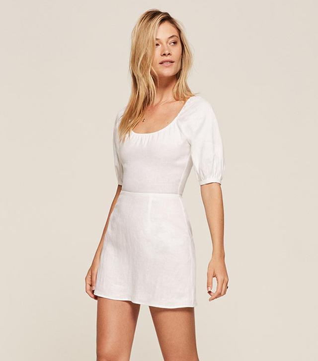 Reformation Ester Dress