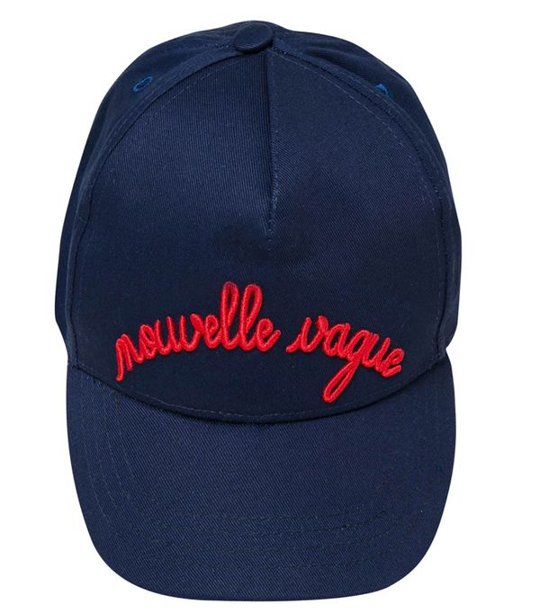 French slogan clothing: Maison Labiche Nouvelle Vague Cap