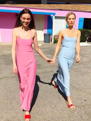 This Unconventional Bridesmaid Trend Is Celebrity Approved