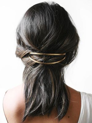 16 Half-Up, Half-Down Wedding Hairstyles for Every Length