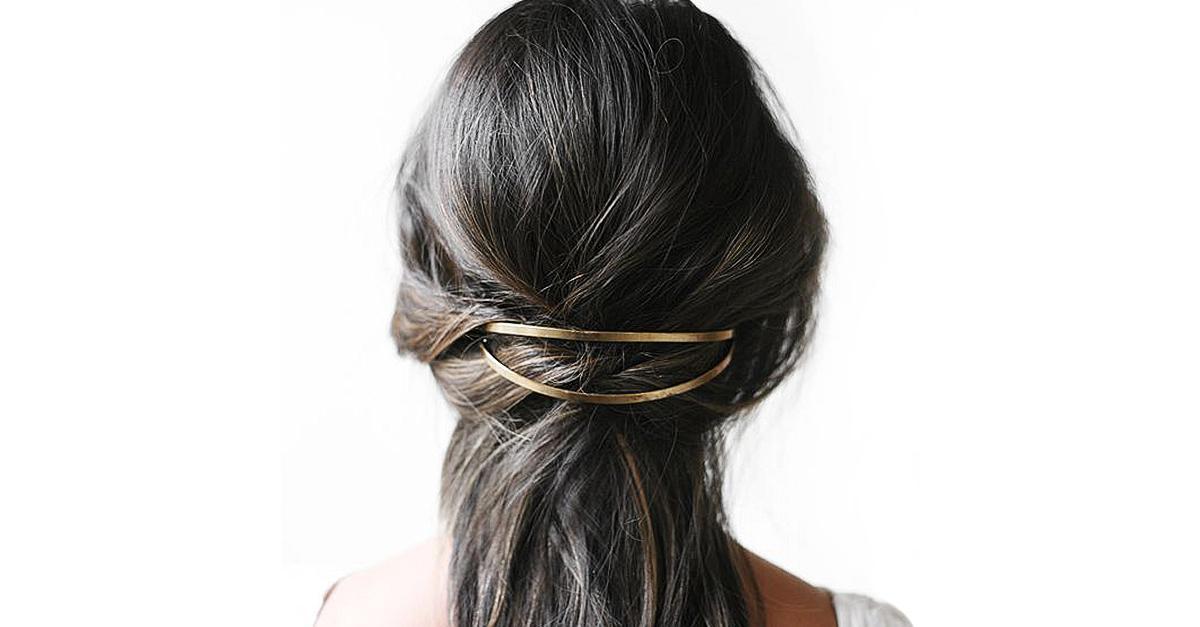 Half up half down wedding hairstyles byrdie junglespirit Choice Image