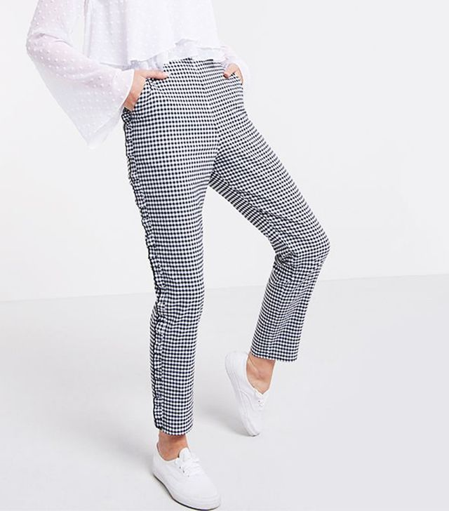 Nobody's Child Gingham Frill Trousers