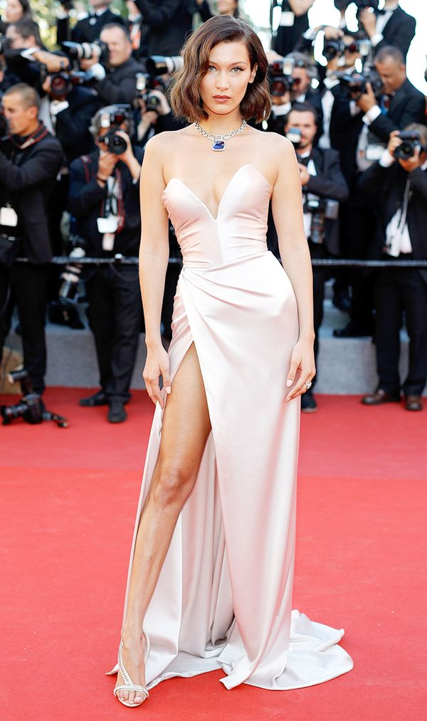 cannes red carpet best dressed 2017 - Bella Hadid