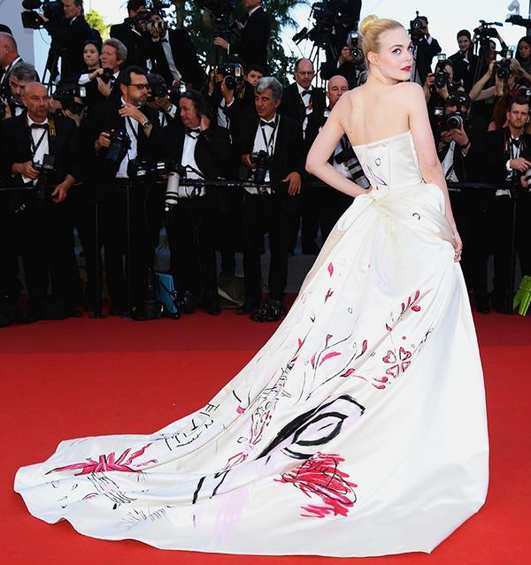 cannes red carpet best dressed 2017 - Elle Fanning