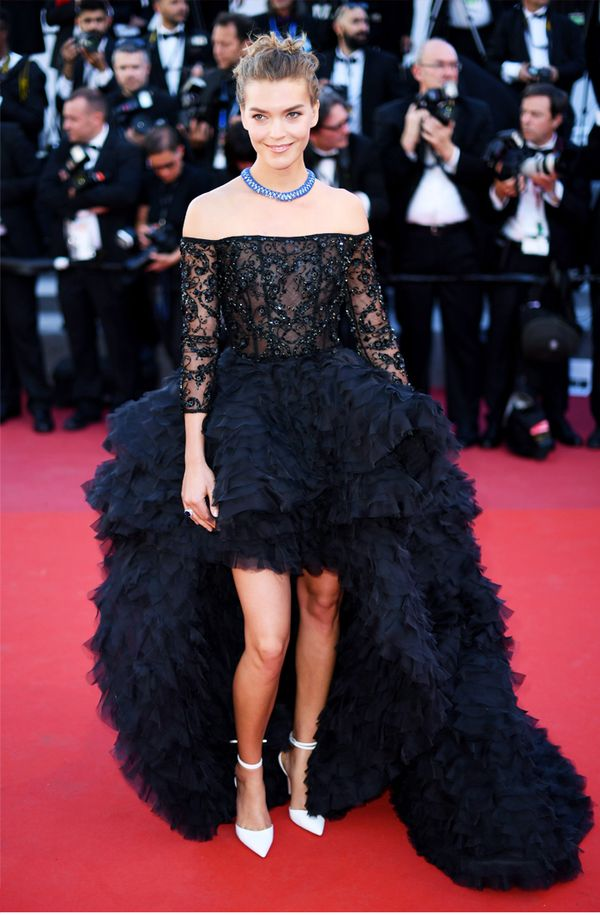 Cannes Red Carpet Best Dressed 2017: Arizona Muse