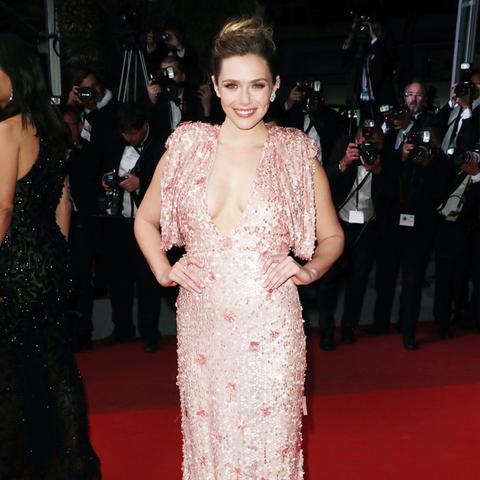 Cannes Red Carpet Best Dressed 2017: Elizabeth Olsen