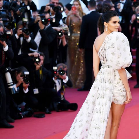 Cannes Red Carpet Best Dressed 2017: Kendall Jenner