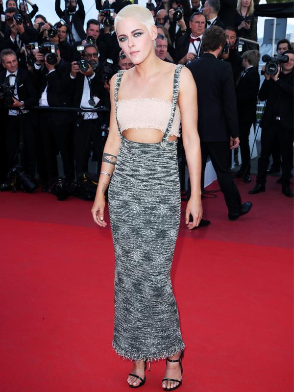 Cannes Red Carpet Best Dressed 2017: Kristen Stewart