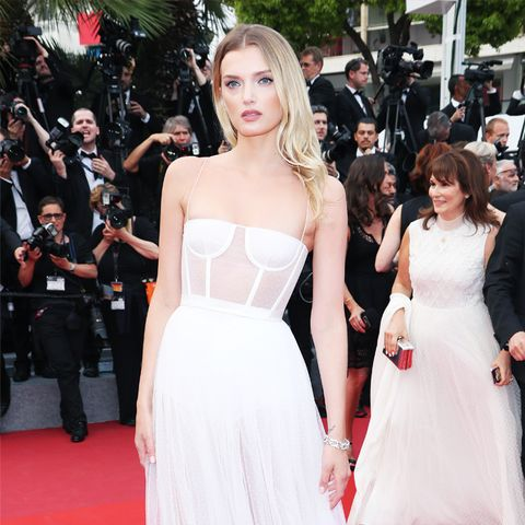 Cannes Red Carpet Best Dressed 2017: Lily Donaldson