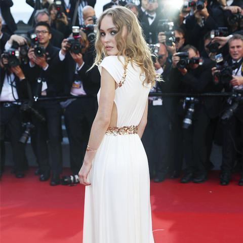 Cannes Red Carpet Best Dressed 2017: Lily-Rose Depp