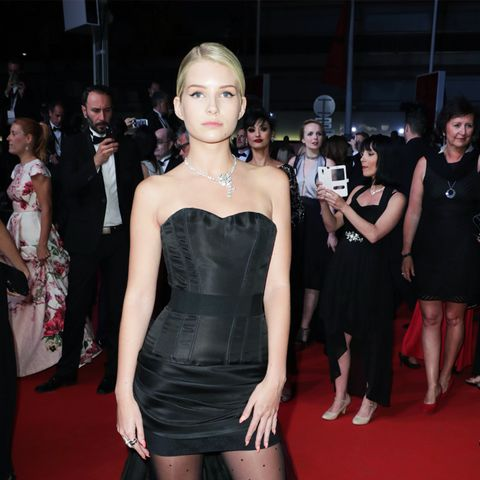 Cannes Red Carpet Best Dressed 2017: Lottie Moss