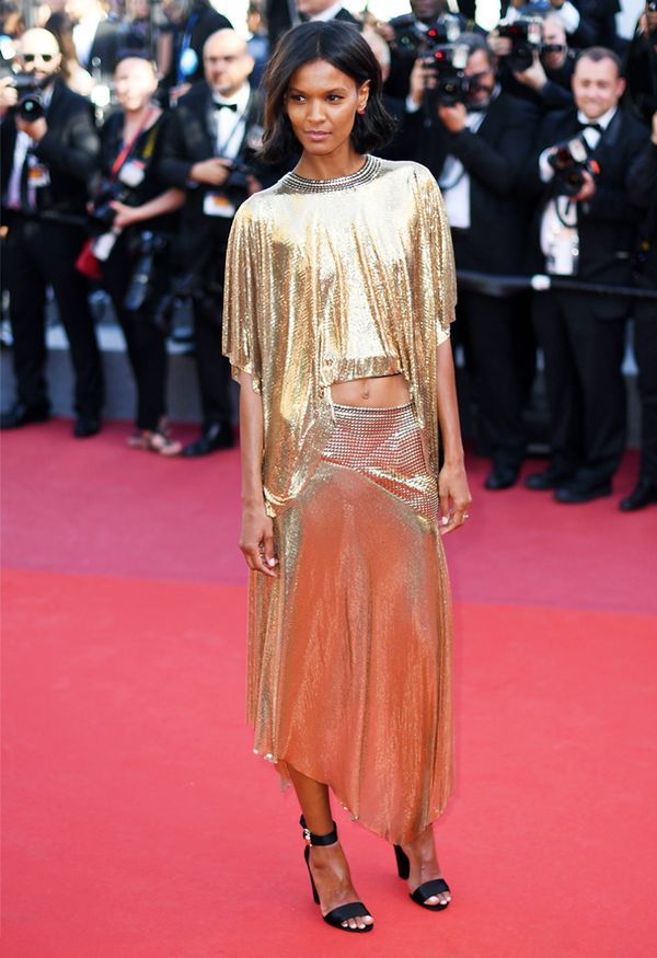 Cannes Red Carpet Best Dressed 2017: Liya Kebede