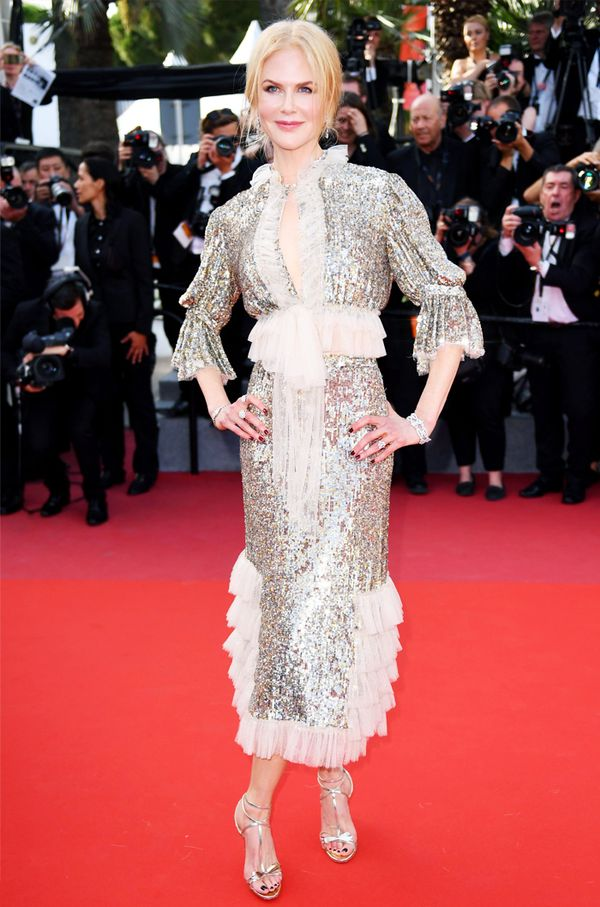 Cannes Red Carpet Best Dressed 2017: Nicole Kidman