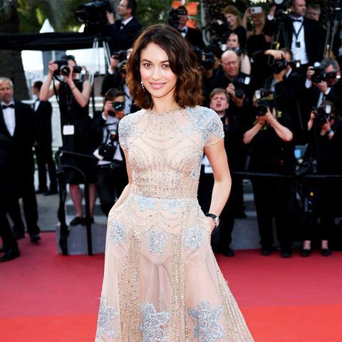 Cannes Red Carpet Best Dressed 2017: Olga Kurylenko