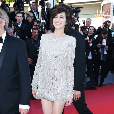 Cannes Red Carpet Best Dressed 2017: Charlotte Gainsbourg