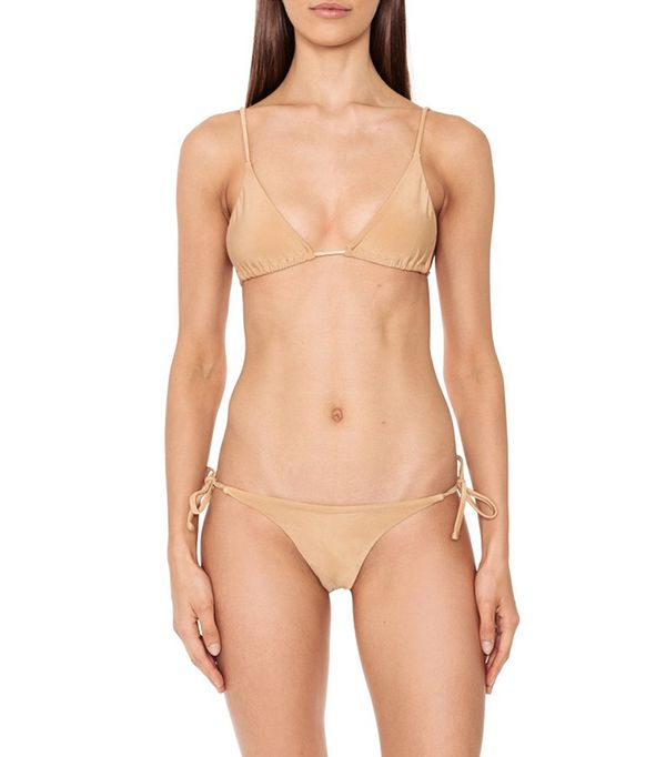 French Girl Summer Swimsuit Trends: Talise Bikini Top