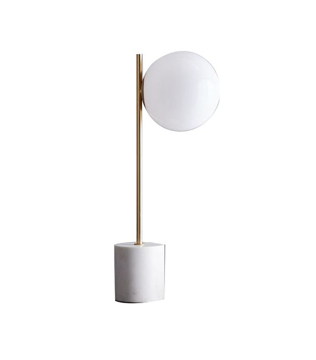 West Elm Sphere + Stem Table Lamp
