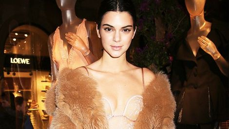 Everyone Is Talking About Kendall Jenner's Marilyn Monroe Impersonation