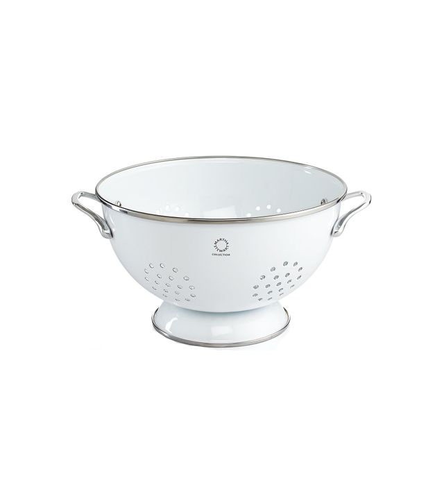 Martha Stewart Collection Enamel Colander