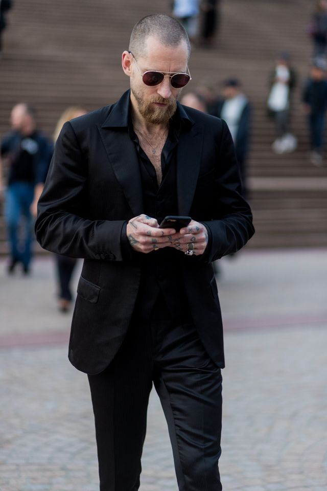 Pictured: Justin O'Shea WWW: What's the #1 trend men should ditch right now? GN: Fast fashion. It's not easy to find the source of great designs when fast fashion brands are scouring...