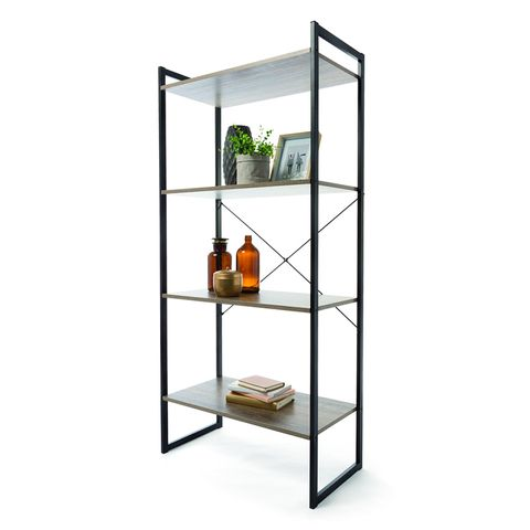4 Tier Industrial Shelf