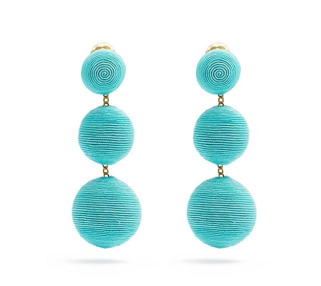 Rebecca de Ravenel Corded Earrings