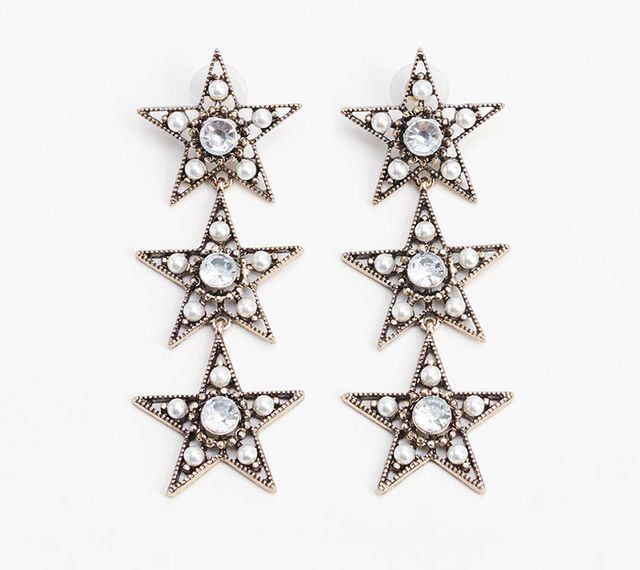 Mango Stars Earrings