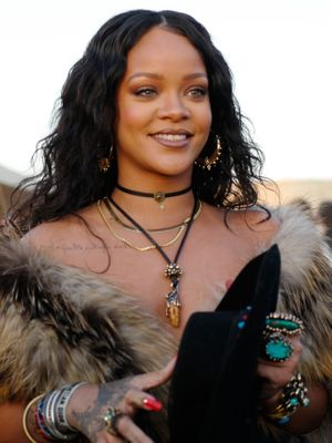 Rihanna Helped Design the Most Amazing Jewelry Line