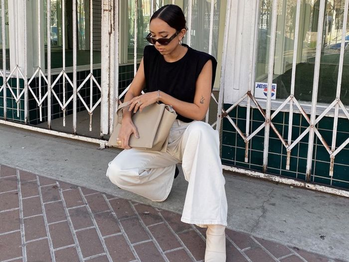 13 Pairs of White Jeans With Excellent Reviews