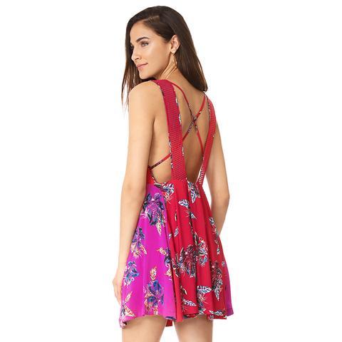 Thought I Was Dreamin Mini Dress