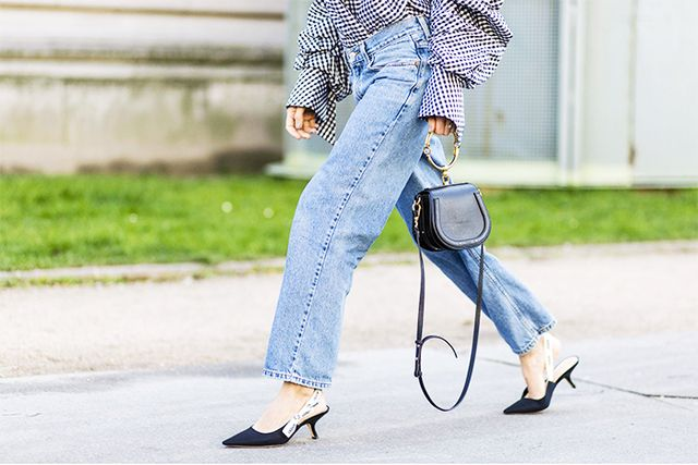 The shoe style of the moment—perfect for both brunch and drinks in the evening. Manolo Blahnik and The Row are where I head to buy these. Thanks to them being on trend again, you'll find...