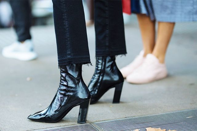These can be worn all year round and are an especially great for transitioning from winter to spring/summer. Topshop has a great selection of ankle boots in arange of heel heights. I head to...