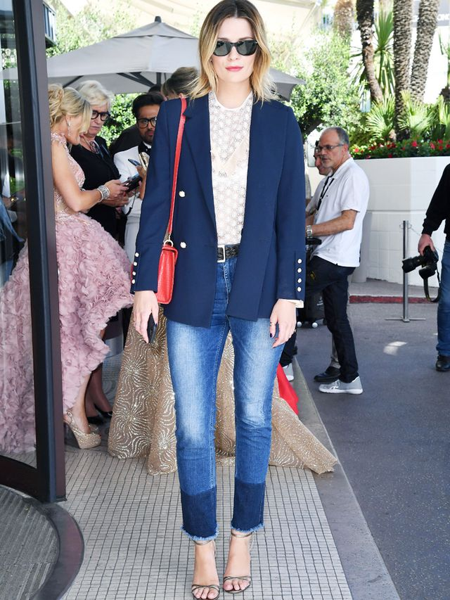 Mischa Barton Shows She's Got Her Sartorial Groove Back in Cannes