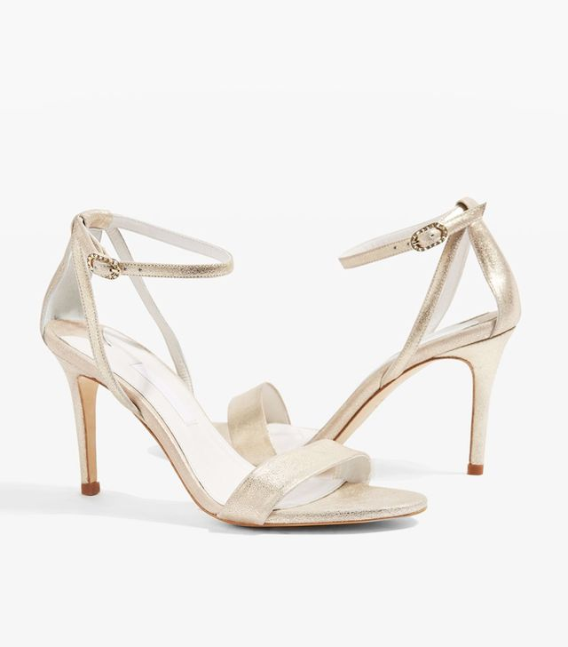 Topshop Betsy Two Part Sandals
