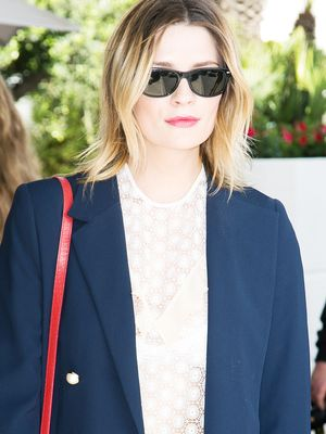 Mischa Barton Shows She's Got Her Sartorial Groove Back