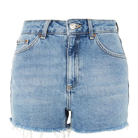 Moto Premium Comfort Stretch Mom Shorts
