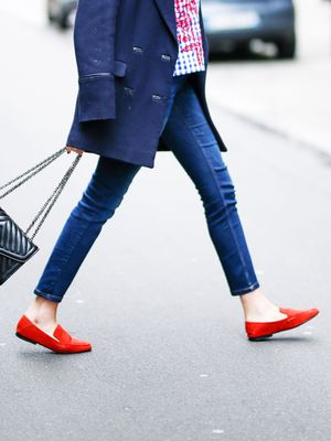 7 Inspired Ways to Style Loafers