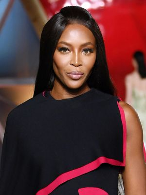 This Is What It Looks Like When Naomi Campbell Puts on a Runway Show