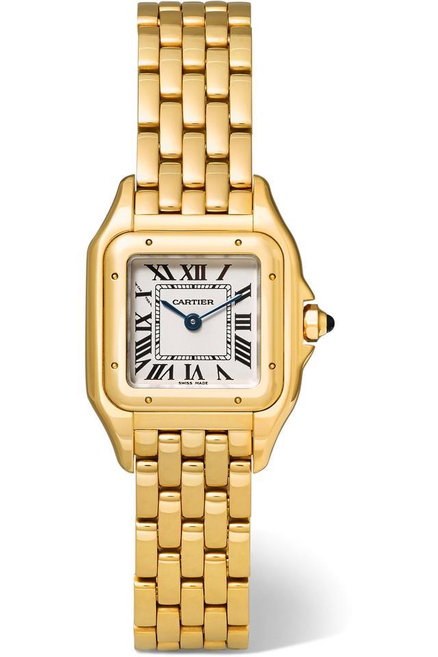 Cartier Panthère Small Gold Watch
