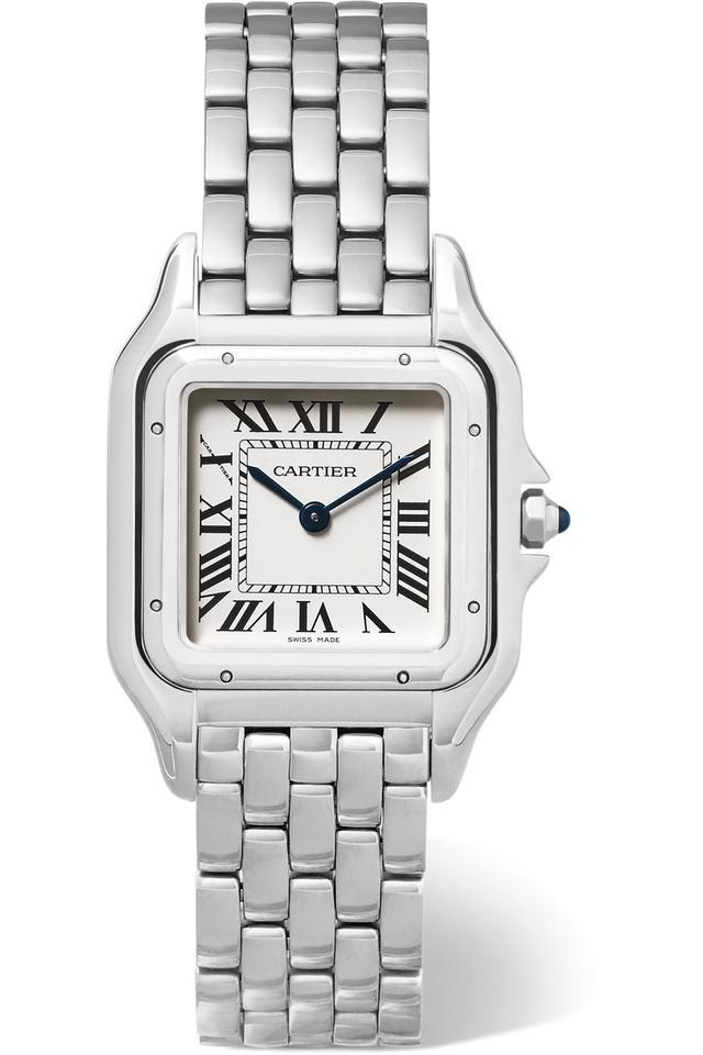 Cartier Panthère Mediu Stainless Steel Watch