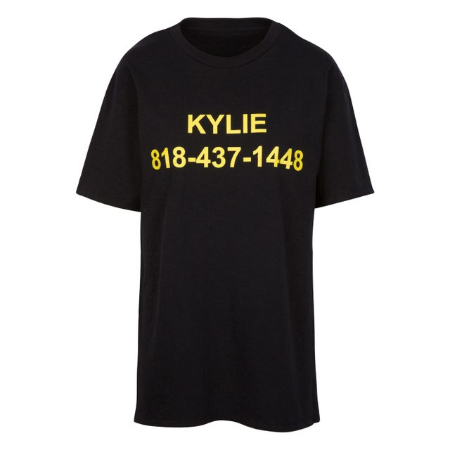 Kendall + Kylie Collection Call Me Unisex Tee Kylie