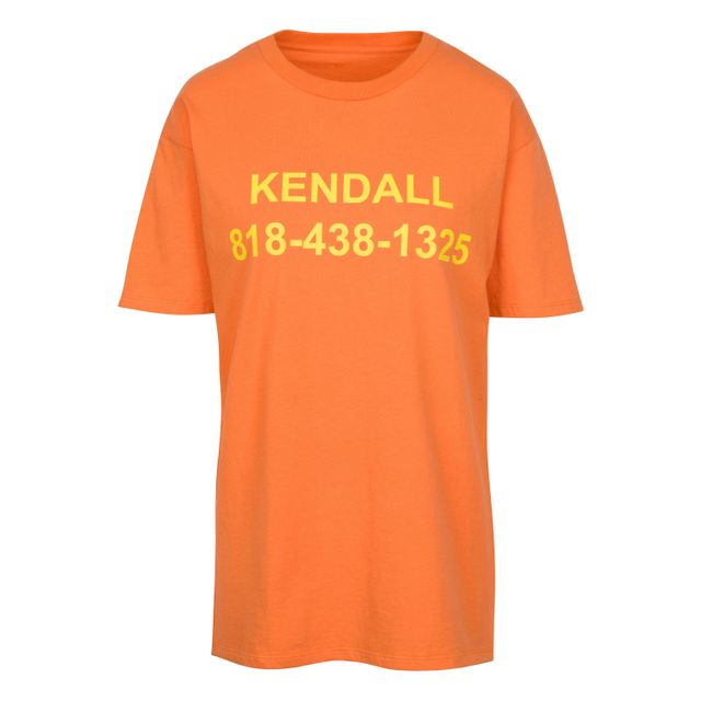Kendall + Kylie Collection Call Me Unisex Tee Kendall