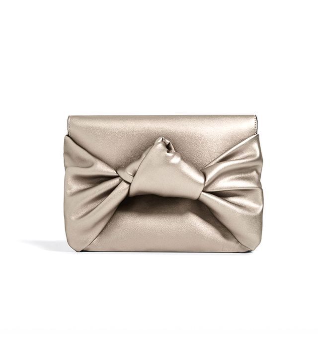 Zara Clutch with Bow
