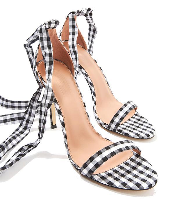 Topshop Majorca Skinny Stiletto Heels