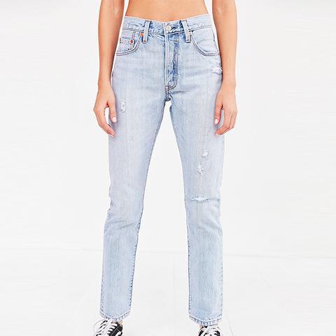 501 Skinny Jean Clear Minds