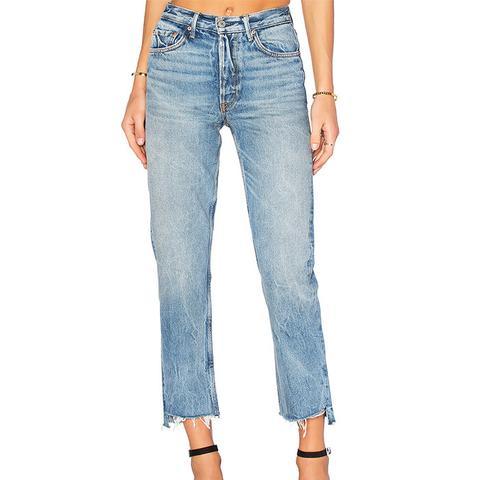 Helena High-Rise Straight Jean